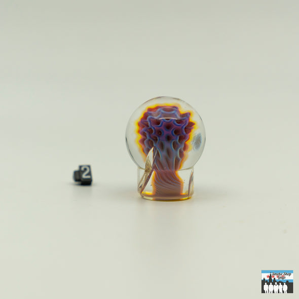 One Trick Pony OTP Honeycomb Implosion Marble Spinner Cap