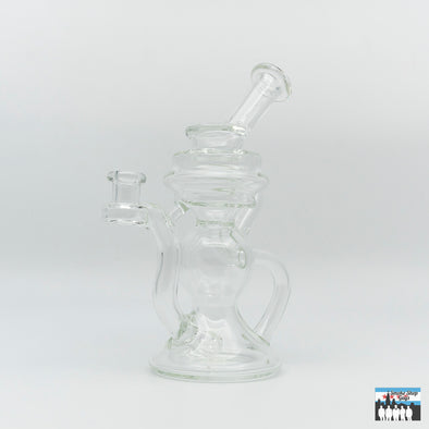 Space Cricket Glass Clear Klein Recyclers