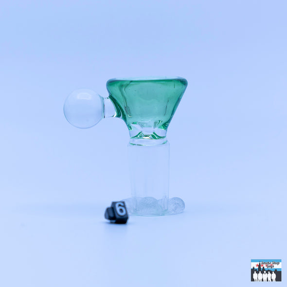 Eric Law Glass 14mm Full Color Slide (Assorted Colors)
