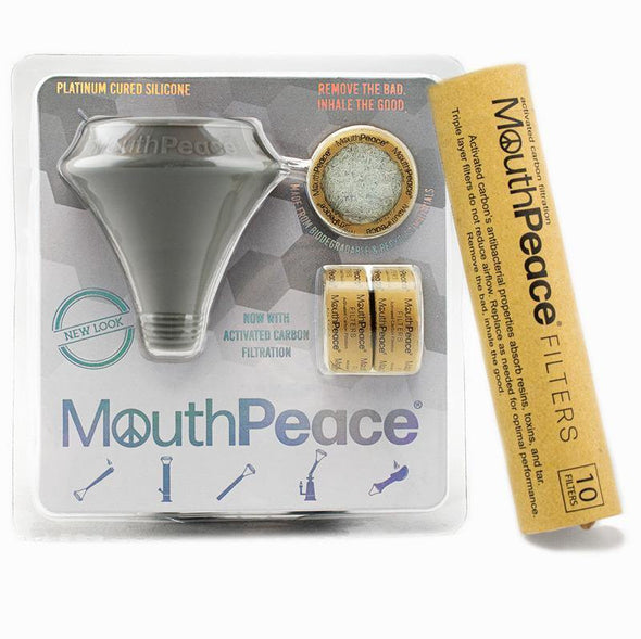 MooseLabs MouthPeace (W/ 3 Filters) - SmokeShopGuys