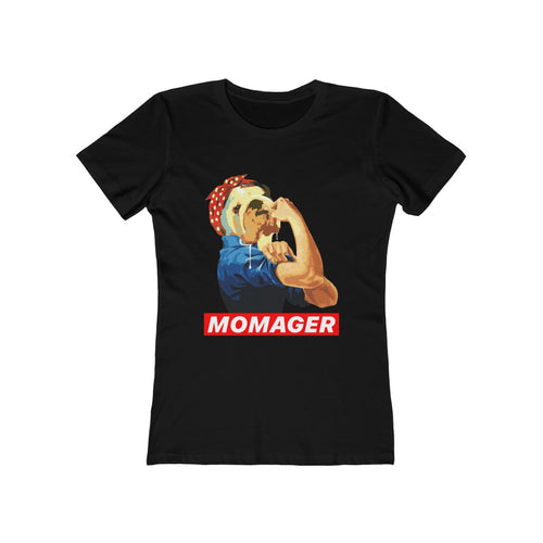 MOMAGER - Women's Cotton Tee