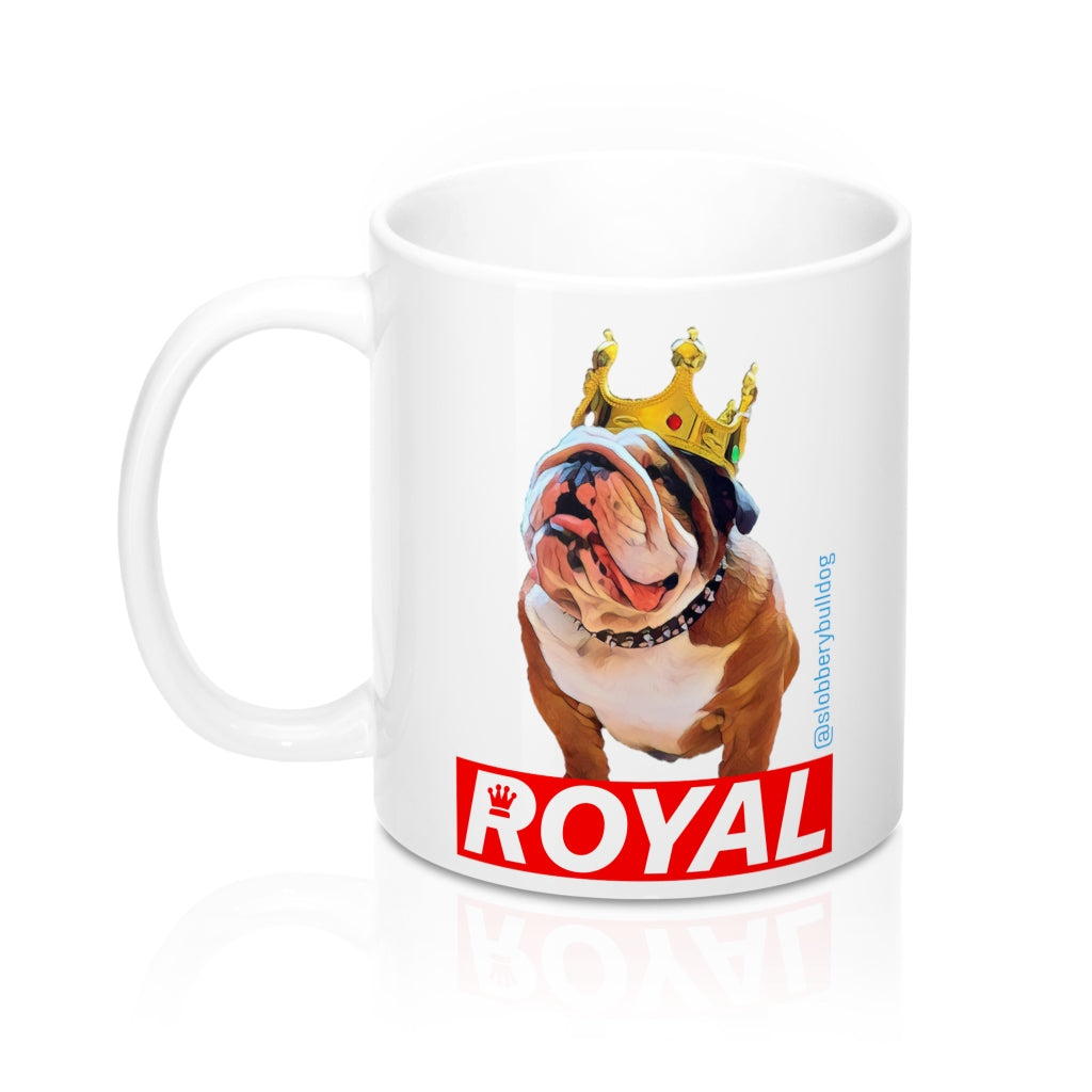Royal - Mug white 11oz