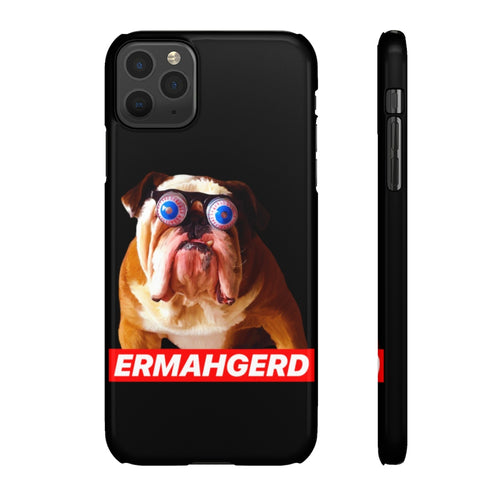 ERMAHGERD - Snap Cases