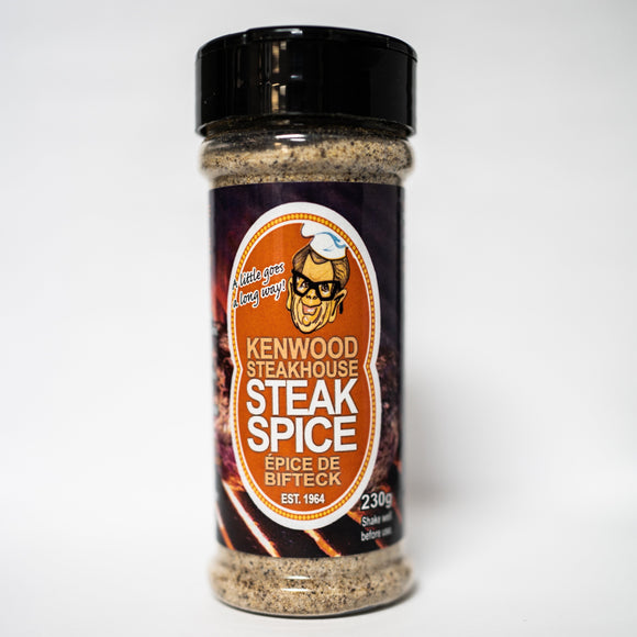 Kenwood Steakhouse Steak Spice