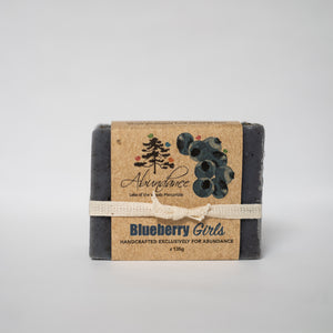 Abundance Blueberry Girls Soap