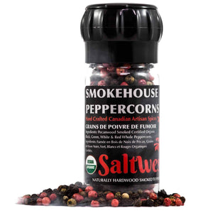 Saltwest Smokehouse Peppercorn Medley Grinder