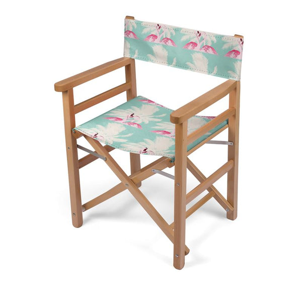 Kissing Flamingos Outdoor Chair - HusLiving