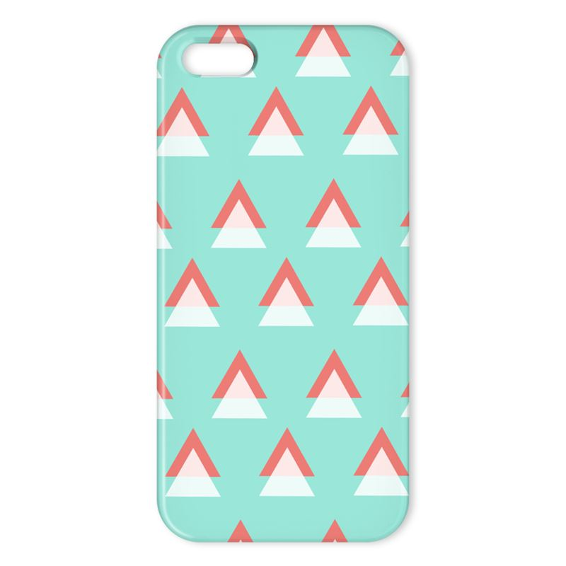 Triangle Formation Apple Phone Case - HusLiving