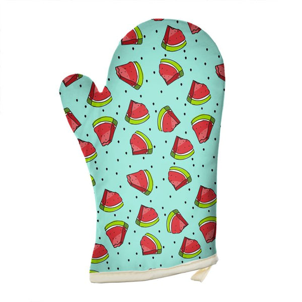 Watermelon Oven Gloves - HusLiving