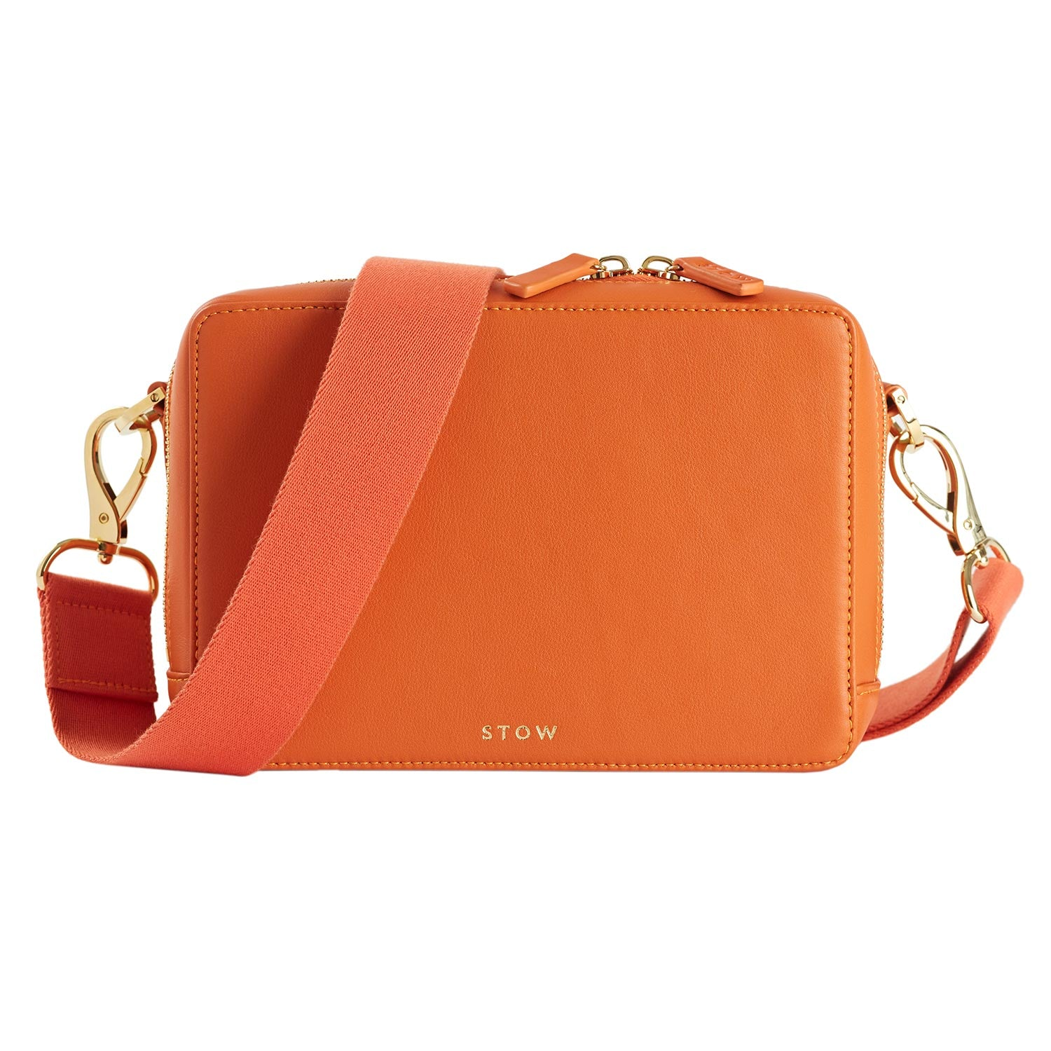 Namib Belt Bag - Amber Orange