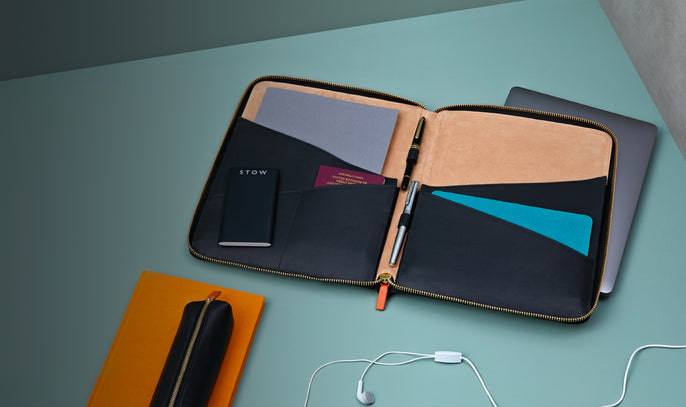 The Director Folio Tech Case
