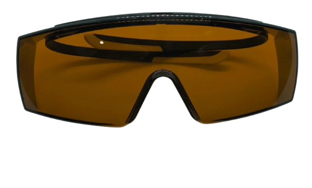 Laser Technician Safety Goggles - Made in Germany