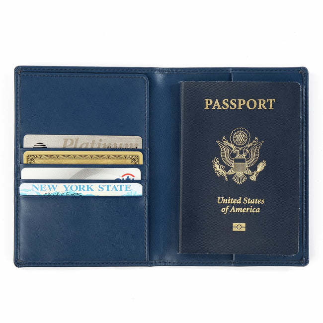 Travelpro® Essentials™ Leather Passport Cover