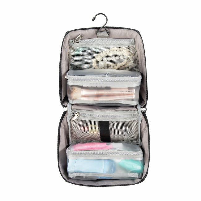 Travelpro® Essentials™ MaxAccess Cubes™ Deluxe Hanging Toiletry Organizer Travelpro® Essentials™ Travelpro
