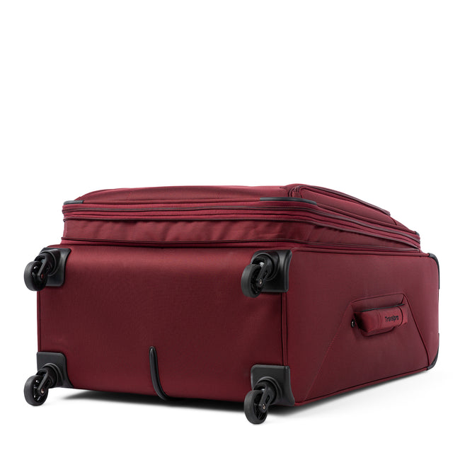 "Pilot Air™ Elite 25"" Expandable Medium Checked Spinner Luggage"