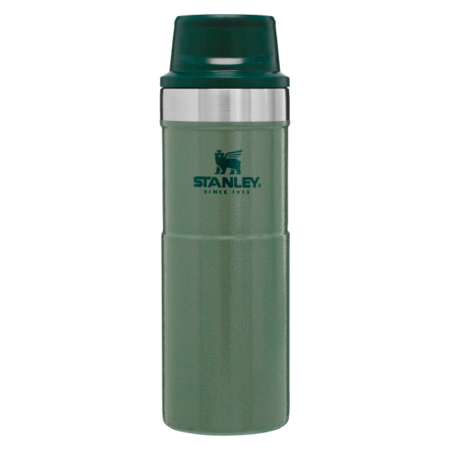The Trigger-Action Travel Mug 16 oz