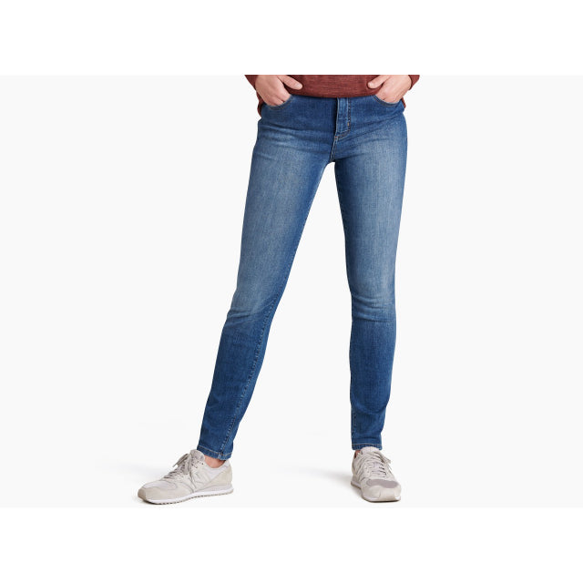 "Women's 9"" Kontour Flex Denim Skinny"