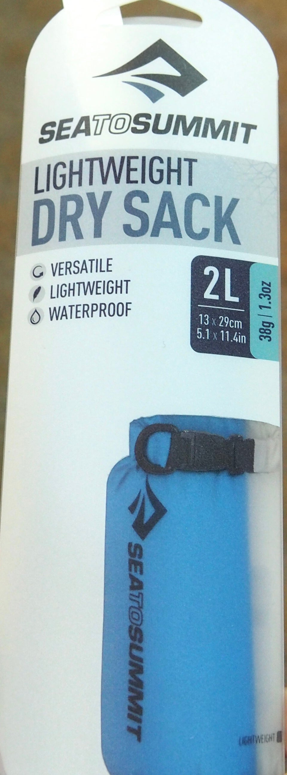 Sea to Summit Lightweight Dry Sack 2 L