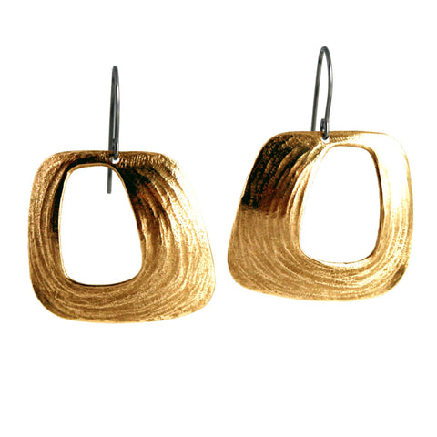 Retro Organica Earrings No.14