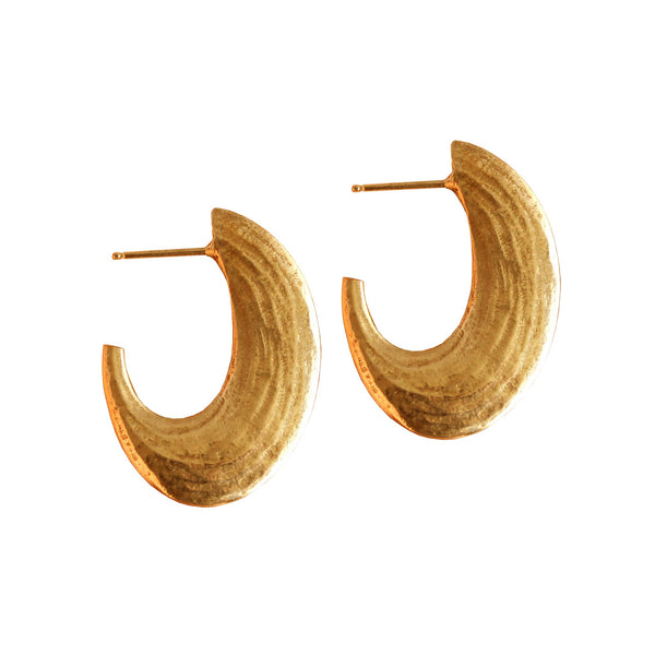 Retro Organica Earrings No.17