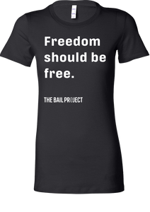 Freedom should be free.® Fitted Shirt