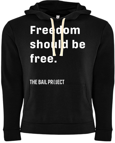Freedom should be free.® Pullover Hoodie