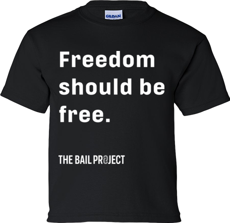 Freedom should be free.® Youth Shirt