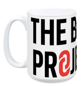 The Bail Project Logo Mug 11 oz