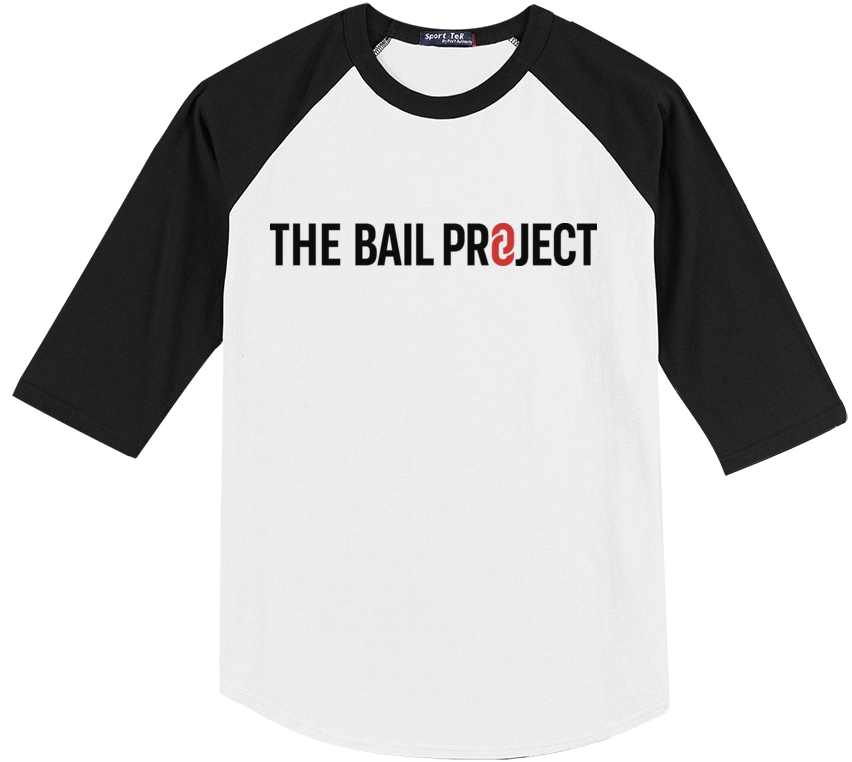 The Bail Project Logo Sport Shirt
