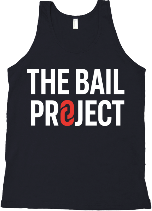 The Bail Project Stacked Logo Tank