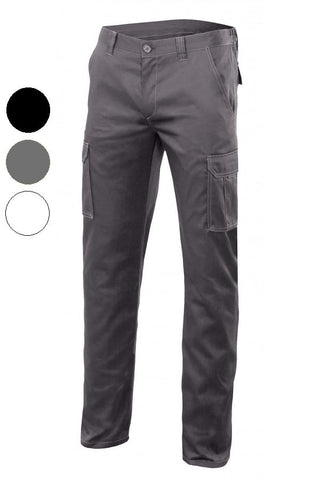 Pantalone multitasche Stretch
