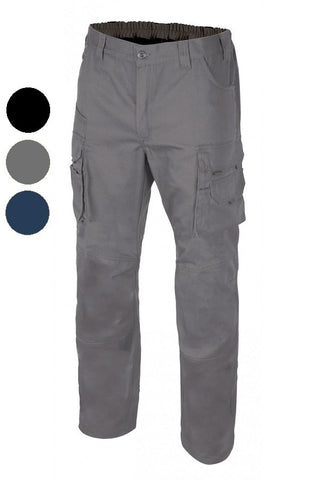 Pantaloni Canvas Heavy multitasche