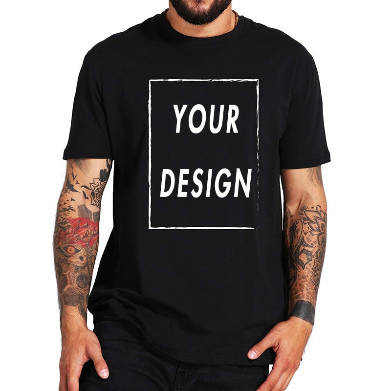 Make Your Design Logo Text Print Original