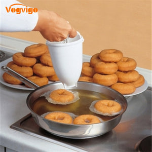 Plastic Baking mold Donut Making Tool