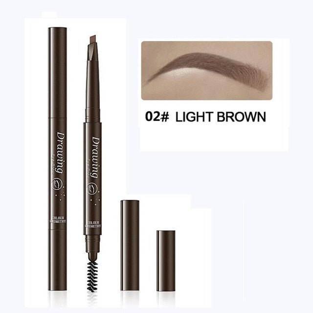 EyeBrow Pencil Cosmetics Makeup Tint Natural Long Lasting Paint
