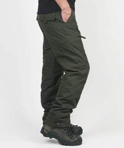 Thick Pants Double Layer Military Army Camouflage