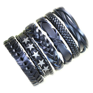 Mix Styles Braided Bracelets For Men
