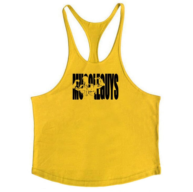 Fitness Clothing Bodybuilding Tank Top