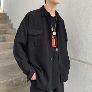 Pocket Designed Thin Oversize