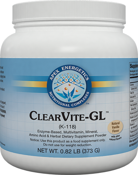 ClearVite-GL Natural Vanilla Flavor 0.82 lbs Powder