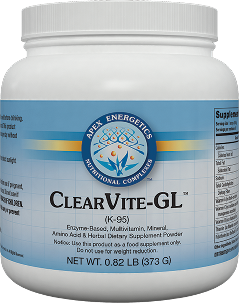 ClearVite-GL Natural Berry Flavor 0.82 lbs Powder