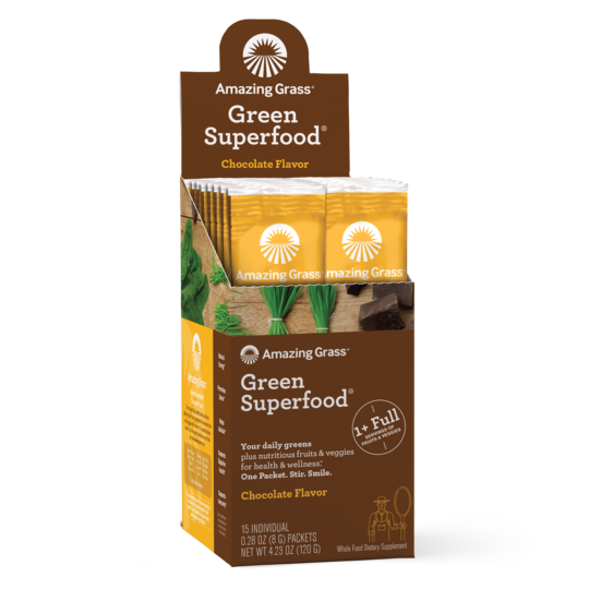 Green Superfood Packets