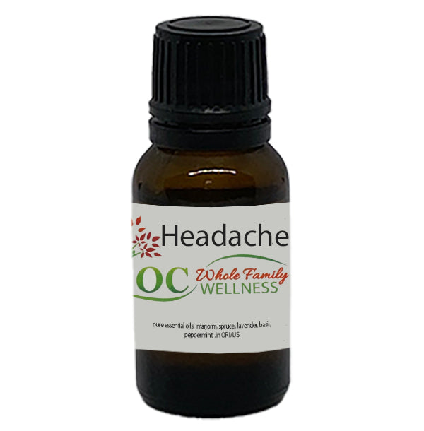 Headache Formula Essential Oil 15ml