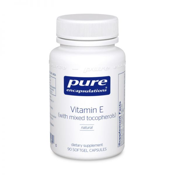 Vitamin E (with mixed tocopherols) 90's