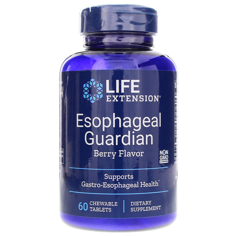 Esophageal Guardian 60 chews