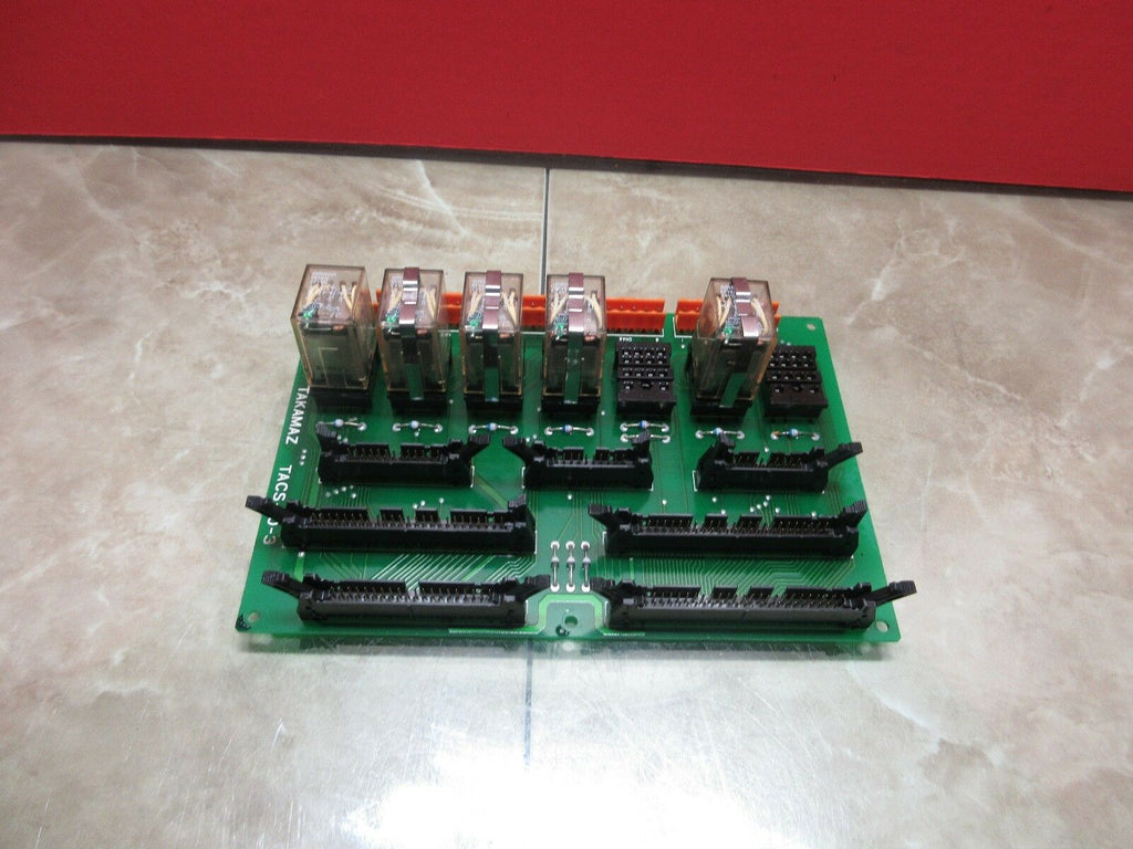 TAKAMAZ CIRCUIT BOARD UNIT TACS-10-3 CNC