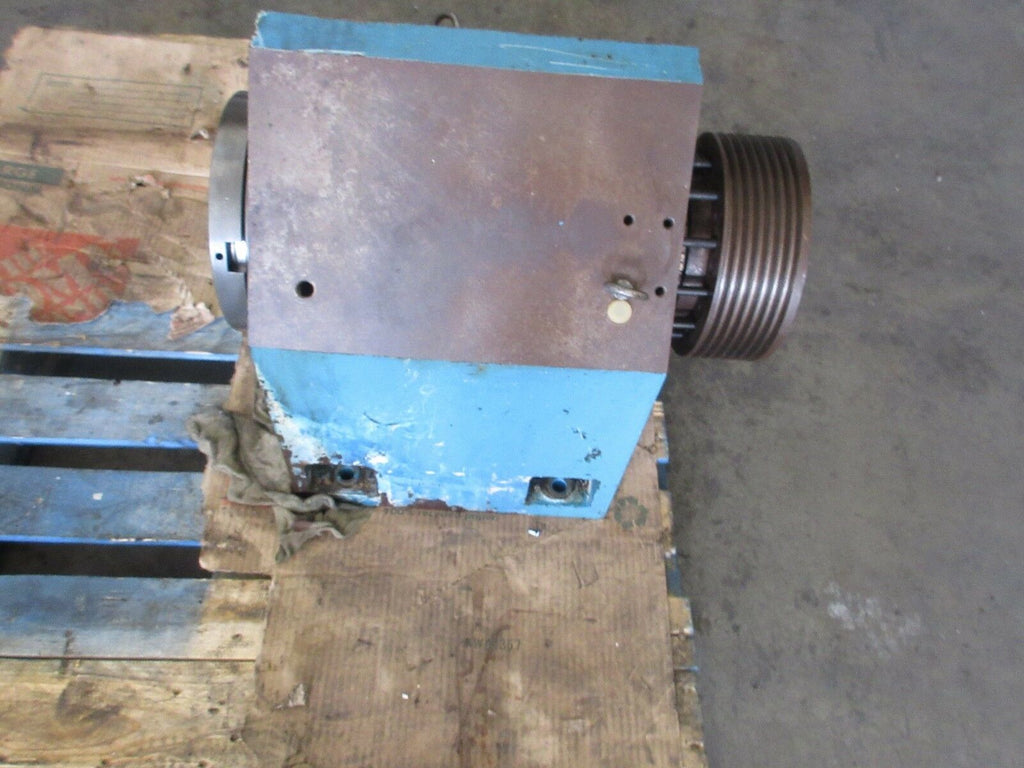 MIYANO JNC-60 CNC LATHE SPINDLE HEAD STOCK ASSEMBLY
