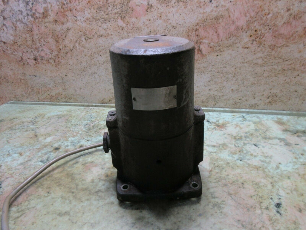 FUJI ELECTRIC 3PHASE ELECTRIC COOLANT PUMP VKN081A 250WF2P HITACHI SEIKI