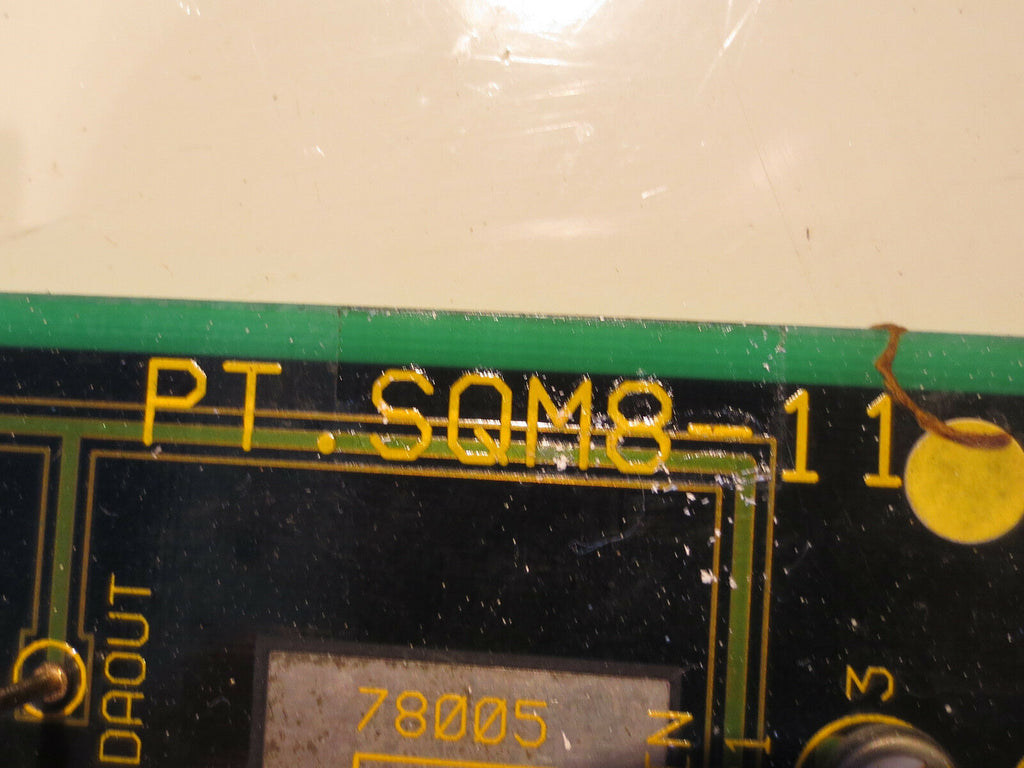 SEIKI CIRCUIT BOARD PT.SQM8-11