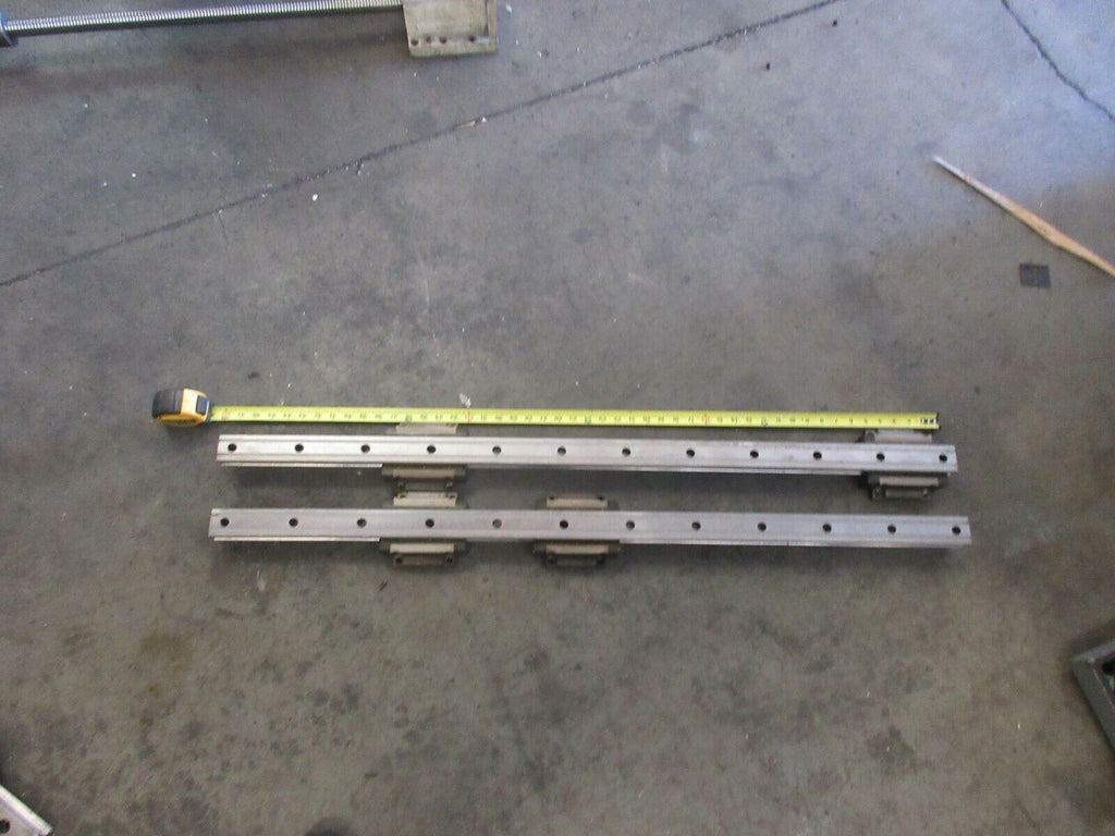 "HAAS VF3 CNC VERTICAL MILL STAR LINEAR GUIDE RAIL1659-420-14 48"" HSR45 EACH 1"